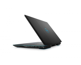 "Nešiojamas kompiuteris Dell G3 15 3500 Black 15.6"" i5-10300H 8GB 1TB SSD NVIDIA GeForce GTX 1650 Ti 4GB Linux"