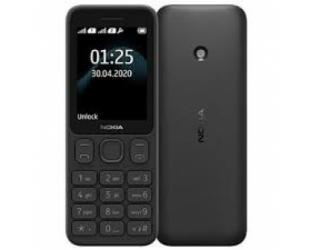 Mobilusis telefonas Nokia 125 Black