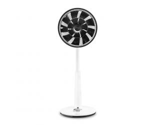 Ventiliatorius su stovu Duux Fan Whisper, laikmatis, greičio režimų skaičius 26, 2-22 W, Oscillation, skersmuo 34 cm, White