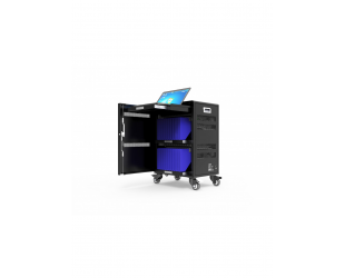 Įkrovimo stotelė PORT CONNECT Charging Cabinet 20 tablets + 1 Notebook