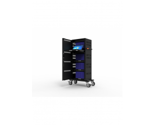 Įkrovimo stotelė PORT CONNECT Charging Cabinet 40 tablets + 1 Notebook
