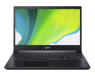 """Nešiojamas kompiuteris Acer Aspire 7 A715-75G-599A Charcoal Black, 15.6 """", IPS, FHD, 1920 x 1080 pixels, Matt, Intel Core i5, i5-9300H, 8 GB, DDR4, SSD 512 GB, NVIDIA GeForce TX 1650Ti, GDDR6, 4 GB, No ODD, Windows 10 Home, 802.11 ax/ac/a/b/g/n, Bluetoot"""