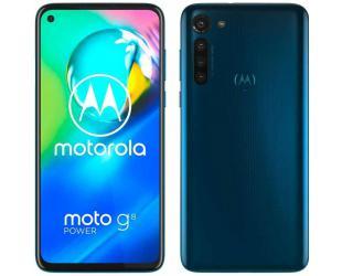 "Mobilusis telefonas Motorola Moto G8 Power Capri Blue 6.4"" 64GB Dual SIM"