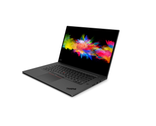 "Nešiojamas kompiuteris Lenovo ThinkPad P1 (Gen 3) Black 15.6"" i7-10850H 16GB 512GB SSD NVIDIA Quadro T2000 Max-Q  4GB Windows 10 Pro"