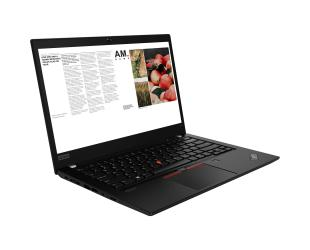 "Nešiojamas kompiuteris Lenovo ThinkPad T14 (Gen 1) Black 14"" Ryzen 5 Pro 4650U 16GB 256GB SSD Windows 10 Pro"