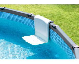 Intex Pool Bench 28053 White