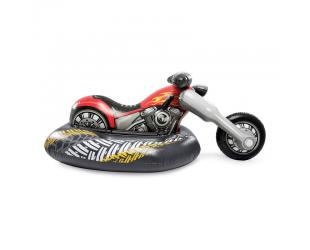 Intex Cruiser Motorbike Ride-on Water toy 57534NP Black