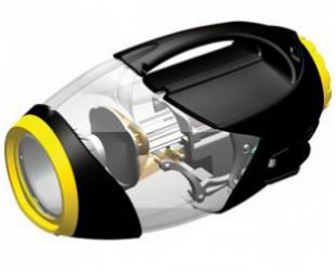 Intex Deluxe 5-in-1 LED Light Yellow/Black