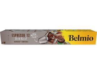 Kavos kapsulės Belmoca Belmio Sleeve Espresso Extra Dark Roast Coffee tinka Nespresso kavos aparatams, 10 capsules, Coffee strength 12/12, 100 % Arabica, 52 g
