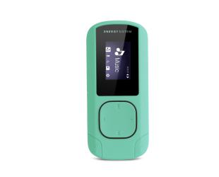 MP3 grotuvas Energy Sistem  Clip su mikrofonu, USB, Mint