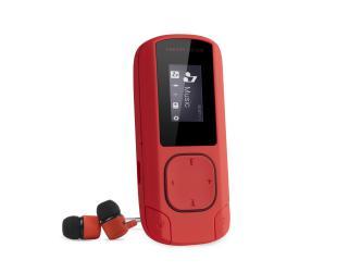 MP3 grotuvas Energy Sistem  Clip su mikrofonu, USB, Coral