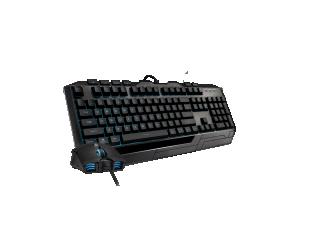 Žaidimų klaviatūra+pelė Cooler Master SGB-3001-KKMF1-US EN, laidinė