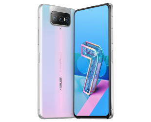 "Mobilus telefonas Asus Zenfone 7 ZS670KS White 6.67"" 128GB Dual SIM 5G"