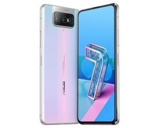 "Mobilus telefonas Asus 7 Pro ZS671KS White 6.67"" 256GB Dual SIM 5G"