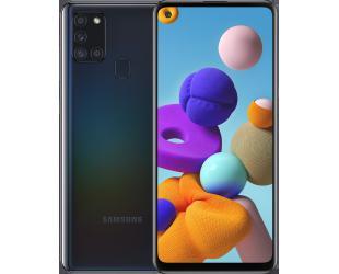 "Mobilusis telefonas Samsung Galaxy A21s Black 6.5"" 32GB Dual SIM"