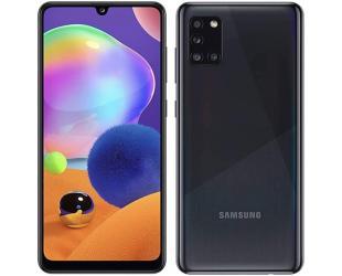 "Mobilusis telefonas Samsung Galaxy A31 Black 6.4"" 64GB Dual SIM"
