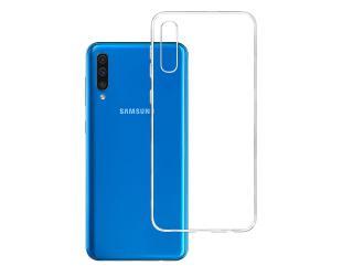 Dėklas 3MK For Samsung Galaxy A50, TPU, Transparent, Clear phone case