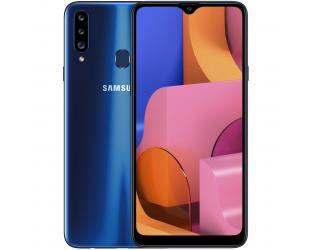 "Mobilusis telefonas Samsung Galaxy A20s A207 Blue 6.5"" 32GB Dual SIM"