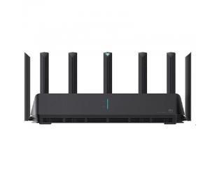 Maršrutizatorius Xiaomi Mi AIoT Router AX3600 802.11ax, 2402+574 Mbit/s, 10/100/1000 Mbit/s, Ethernet LAN (RJ-45) ports 3, Mesh Support Yes, MU-MiMO Yes, Antenna type 7xExternal