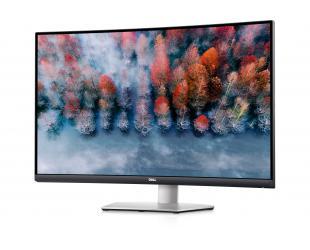 """Monitorius Dell Curved Monitor S3221QS 32"""", VA, 4K UHD, 3840 x 2160, 16:9, 4 ms, 300 cd/m², Black/Silver"""