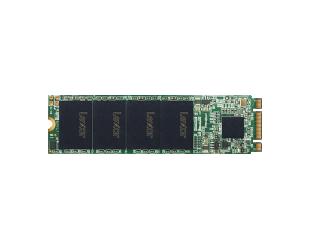 SSD diskas Lexar LNM100 256 GB, SSD form factor M.2 2280, SSD interface SATA III, Write speed 520 MB/s, Read speed 550 MB/s