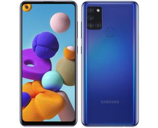 "Mobilusis telefonas Samsung Galaxy A21s Blue 6.5"" 32GB"