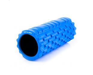Volelis Spokey TEEL II Roller, 33.5 x 14.5 cm, Blue, PU Foam, PVC
