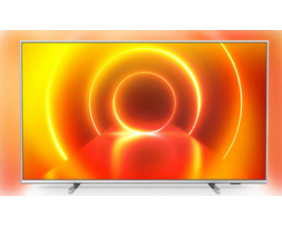 "Televizorius Philips 58PUS7855/12 58"" (146 cm) 4K UHD LED Smart TV"