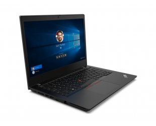"Nešiojamas kompiuteris Lenovo ThinkPad L14 (Gen 1) Black 14"" IPS i5-10210U 8GB 256GB SSD Intel UHD LTE Windows 10 Pro"