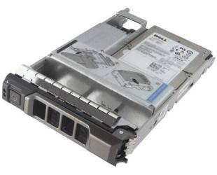 "Standusis diskas Dell HDD 10000 RPM, 2400 GB, Hot-swap, Advanced format 512e, SAS 12Gb/s, 3.5"" in hybrid carrier"