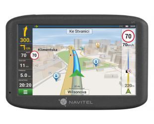 GPS navigacija Navitel GPS Navigation MS600 800 х 480 pixels, GPS (satellite), Maps included