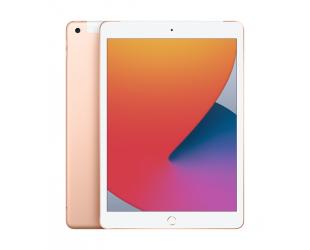 """Planšetinis kompiuteris iPad 10.2"""" Wi-Fi + Cellular 32GB - Gold 8th Gen (2020)"""