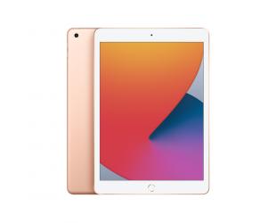 "Planšetinis kompiuteris Apple 8th Gen (2020) iPad Wi-Fi 10.2"", Gold, Retina touch screen with IPS, 2160 x 1620, Apple A12 Bionic, 3 GB, 32 GB, Wi-Fi, Front camera, 1.2 MP, Rear camera, 8 MP, Bluetooth, 4.2, iPadOS"