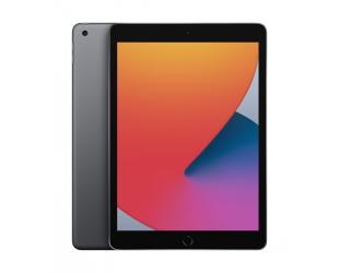 "Planšetinis kompiuteris Apple 8th Gen (2020) iPad Wi-Fi 10.2 "", Space Grey, Retina touch screen with IPS, 2160 x 1620, Apple A12 Bionic, 3 GB, 32 GB, Wi-Fi, Front camera, 1.2 MP, Rear camera, 8 MP, Bluetooth, 4.2, iOS"