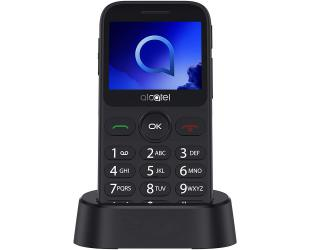 Mobilusis telefonas Alcatel 2019G  Black/Metallic Silver