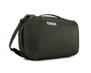 Kuprinė Thule Convertible Carry On Subterra Dark Forest/Khaki, 40 L, Shoulder strap, Briefcase - Backpack