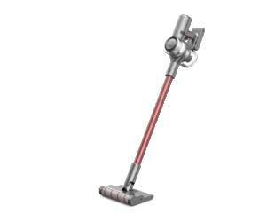 Dulkių siurblys šluota Dreame V11 Cordless operating, Handstick, 25.2 V, Operating time (max) 90 min, Grey/Red, Battery warranty 12 month(s)