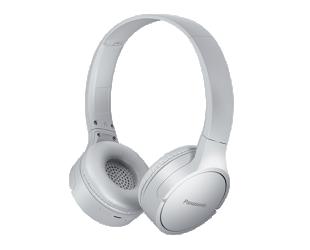 Ausinės Panasonic RB-HF420BE-W Street Wireless Headphones, White