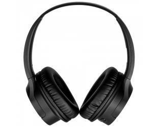 Ausinės Panasonic Wireless Headphones RB-HF520BE-K Over-ear, Microphone, Wireless, Black