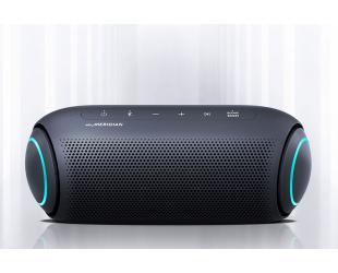 Kolonėlės LG Portable Bluetooth Speaker PL7 Waterproof, Bluetooth, Wireless connection, Black