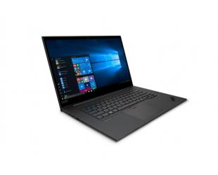 "Nešiojamas kompiuteris Lenovo ThinkPad P1 (Gen 3) Black, 15.6"", OLED, Touchscreen, Ultra HD, 3840 x 2160, Anti-reflection, Intel Core i9, i9-10885H, 32 GB, DDR4, SSD 1000 GB, NVIDIA Quadro T2000 Max-Q, GDDR6, 4 GB, No Optical drive, Windows 10 Pro,"