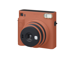 Momentinis fotoaparatas Fujifilm Instax Square SQ1 Terracotta Orange, Lithium, 800