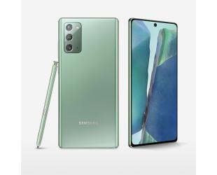 "Mobilusis telefonas Samsung Galaxy Note20 Mystic Green 6.7"" 256GB Dual SIM"