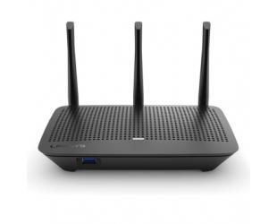 Maršrutizatorius Linksys AC1900 MU-MIMO Gigabit Wi-Fi Router EA7500V3 802.11ac, 1300+600 Mbit/s, 10/100/1000 Mbit/s, Ethernet LAN (RJ-45) ports 4, Antenna type 3xExternal, 1 x USB 3.0