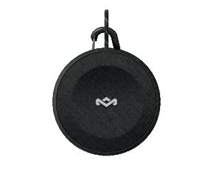 Kolonėlės Marley Portable Bluetooth Speaker No Bounds Waterproof, Wireless connection, Black