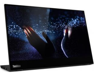 """Monitorius Lenovo ThinkVision M14t 14"""", lietimui jautrus"""