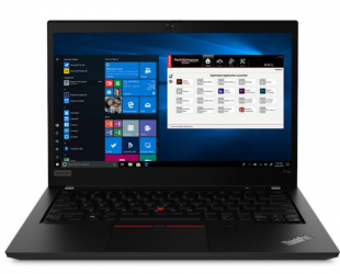 "Nešiojamas kompiuteris Lenovo ThinkPad P14s (Gen 1) Black 14"" IPS Matt Ryzen 7 PRO 4750U 16GB 512GB SSD AMD Radeon Windows 10 Pro"