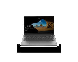 """Nešiojamas kompiuteris Lenovo ThinkBook 15 ITL (Gen 2) Mineral Grey, 15.6"""", IPS, Full HD, 1920 x 1080, Matt, Intel Core i5, i5-1135G7, 8 GB, SSD 256 GB, Intel Iris Xe, No Optical drive, Windows 10 Pro, 802.11ax, Bluetooth version 5.1, Keyboard lang"""
