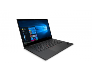 "Nešiojamas kompiuteris Lenovo ThinkPad P1 (Gen 3) Black 15.6"" IPS Matt i7-10850H 16GB 512GB SSD Nvidia Quadro T2000 4 GB Windows 10 Pro"
