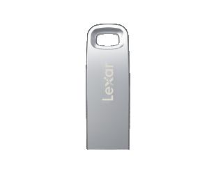 USB raktas Lexar JumpDrive M35 128GB, USB 3.0, Silver, 150 MB/s